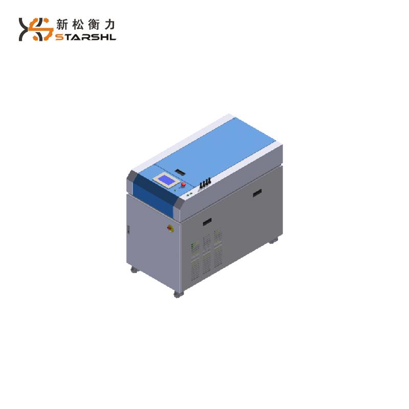 300W灯泵激光器